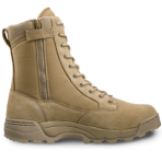 1260TAN Classic 9″ CST Side Zip Original SWAT Boots