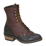 1179A Men's Two Tone Packer Boots