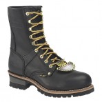 1428A Men's Steel Toe Logger Boots