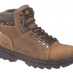 1987A Brown Leather 6″ Hiker Boots