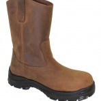 9403A Brown Wellington Boots