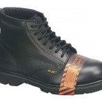 1587A Plastic Safety Toe Uniform Boots