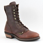 2173A Women's Chestnut Packer Boots