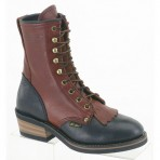 2179A Women's Black Cherry Packer Boots