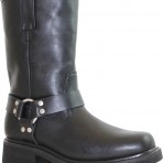 1446A Waterproof Harness Boots
