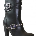 8545A Ladies Motorcycle Boots