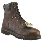 9184A Men's 8″ Comfort Work Boots (Steel Toe)
